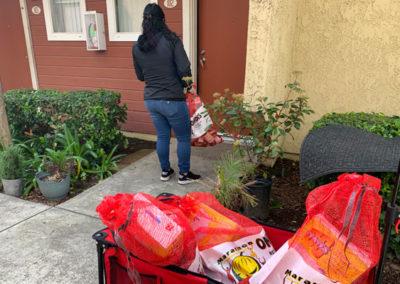 Hope food distribution