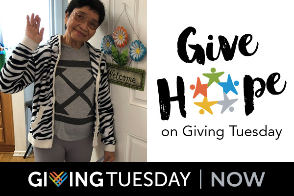 Give Hope on Giving Tuesday - Giving Tuesday Now