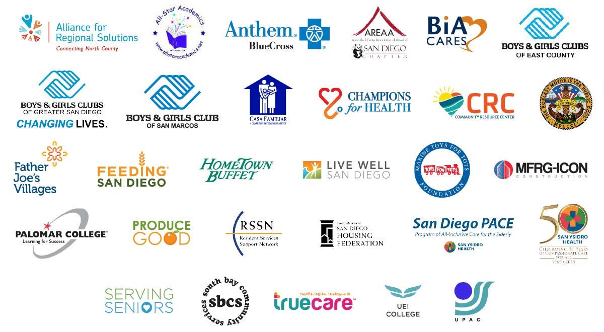 San Diego Region Key Partners