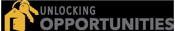 Unlocking Opportunities logo
